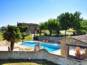 Location maison 12 personnes avec piscine - Location maison cevennes avec piscine ...