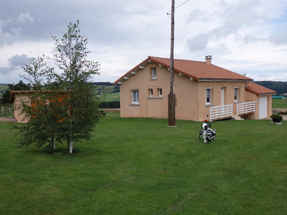location maison 43