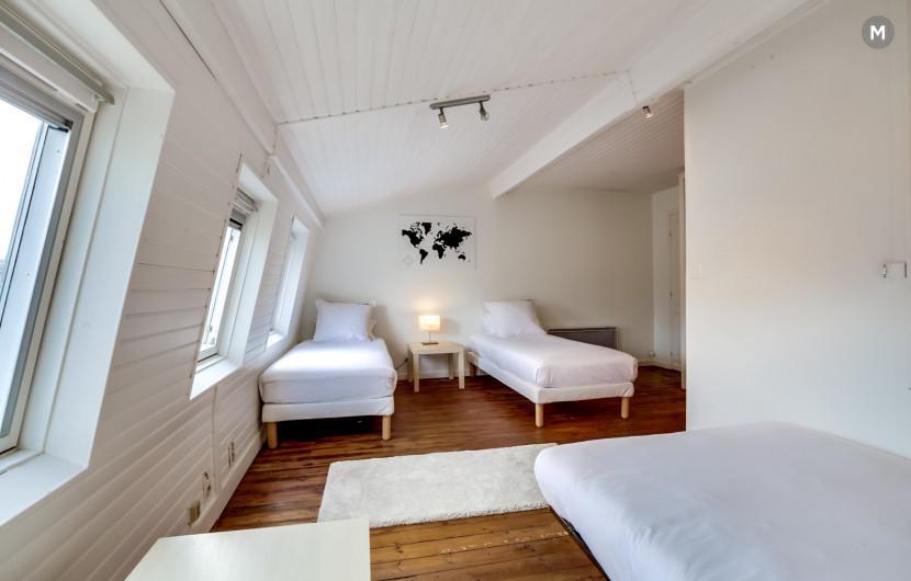 location maison 5 chambres bordeaux