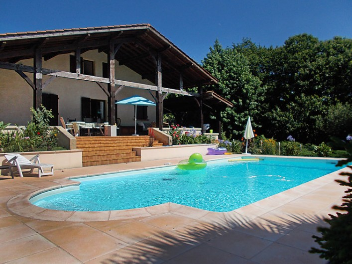 Location maison vaucluse for Maison location piscine