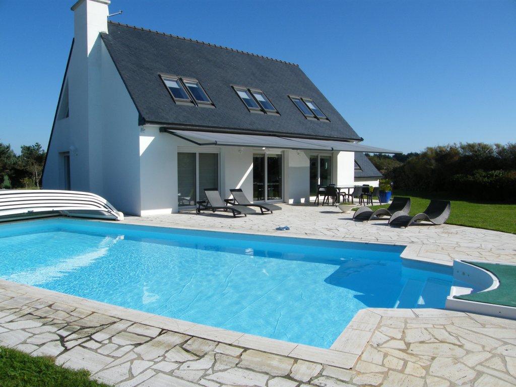 location maison 6 personnes avec piscine