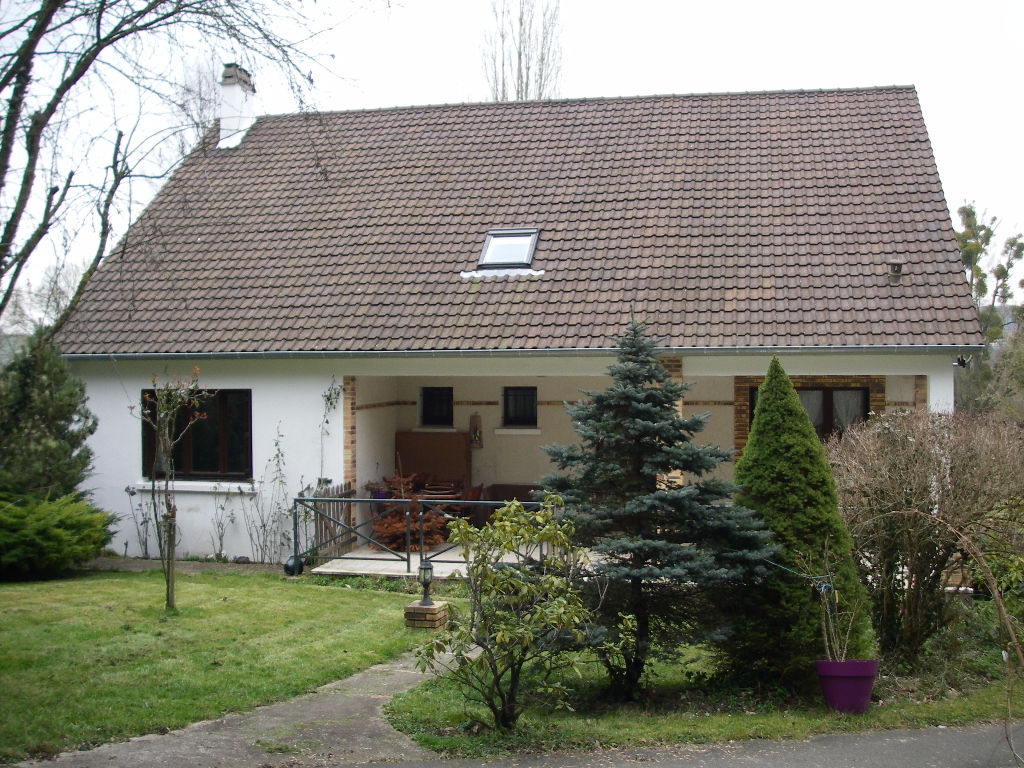 location maison 60240