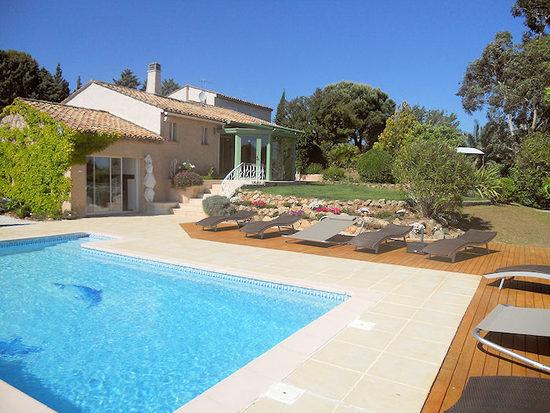 Location maison 7 personnes sud france - Location maison avec piscine luberon ...