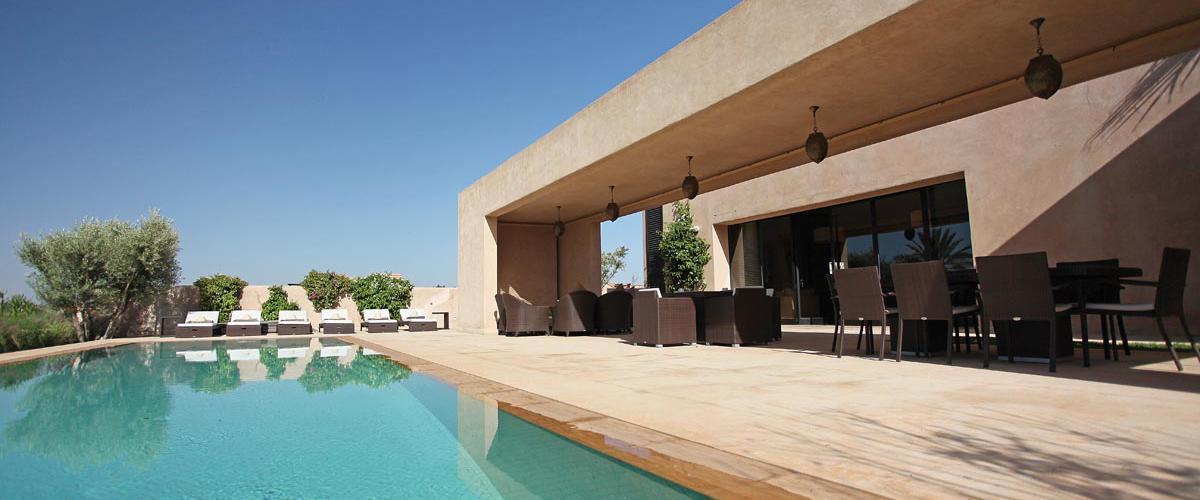 location maison a marrakech