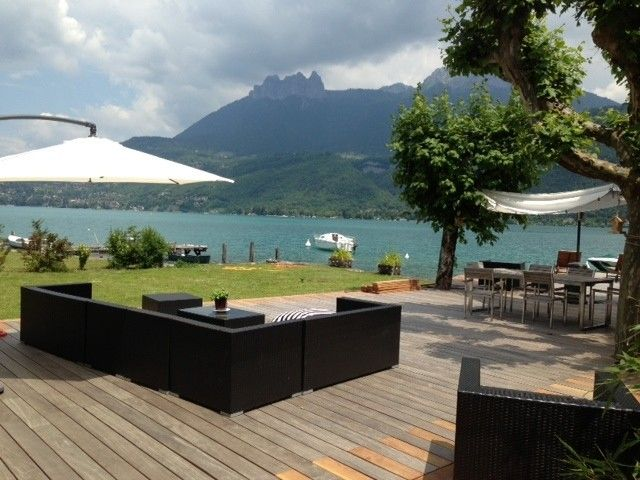 location maison annecy