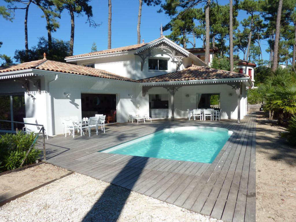 location maison arcachon