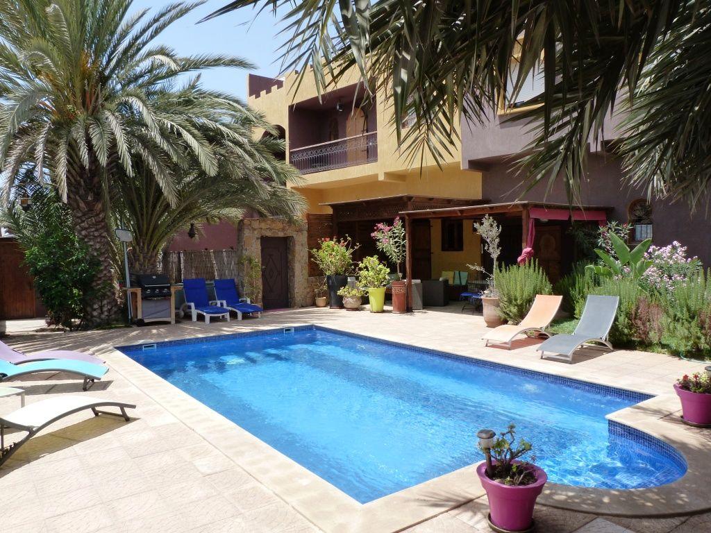 location maison avec piscine privee