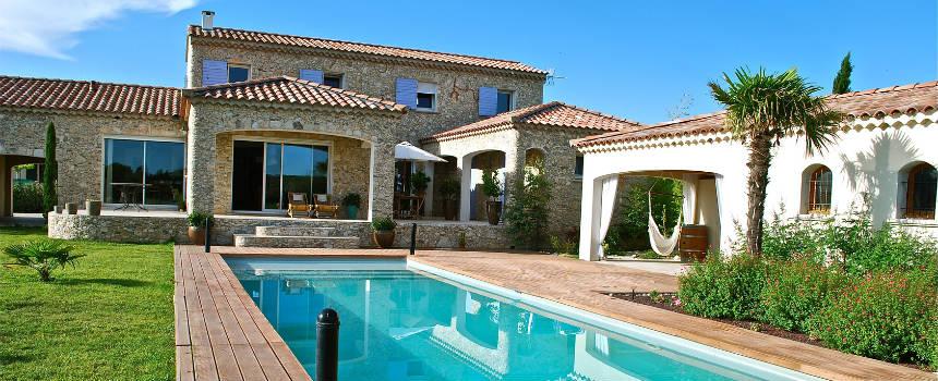 Location maison avec piscine - Location vacances avec piscine privee ...