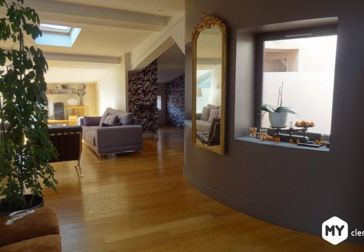 location maison clermont ferrand. Black Bedroom Furniture Sets. Home Design Ideas