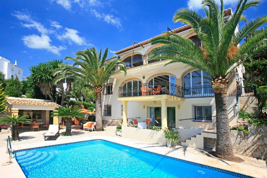 location maison de vacances espagne