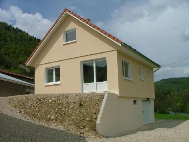 location maison doubs