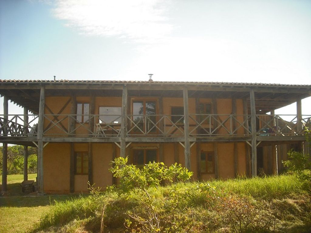 location maison ecologique