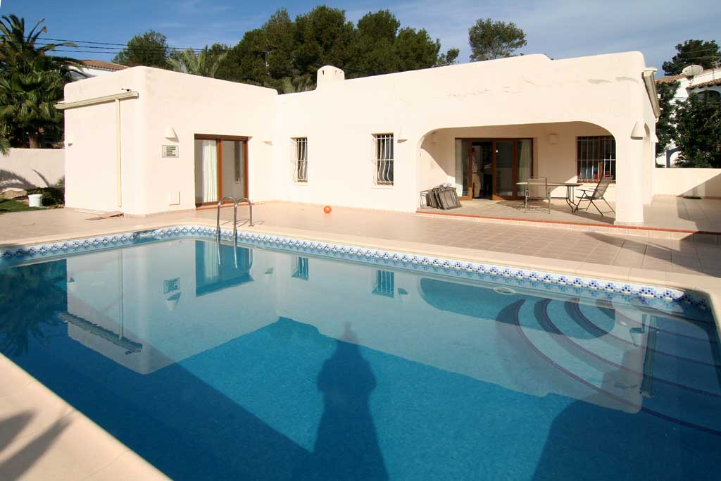 Location villa avec piscine espagne particulier