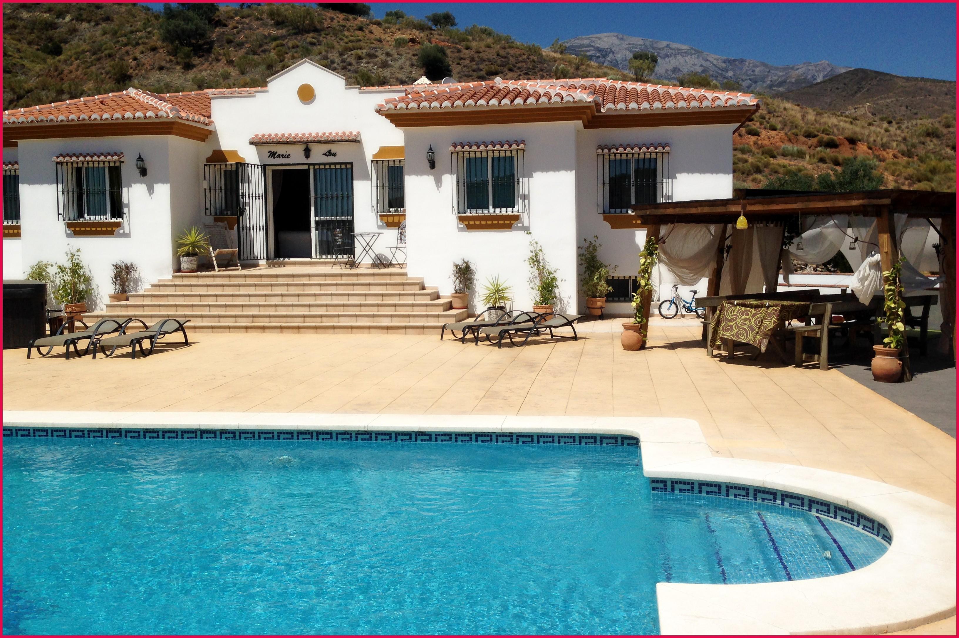 location maison espagne piscine
