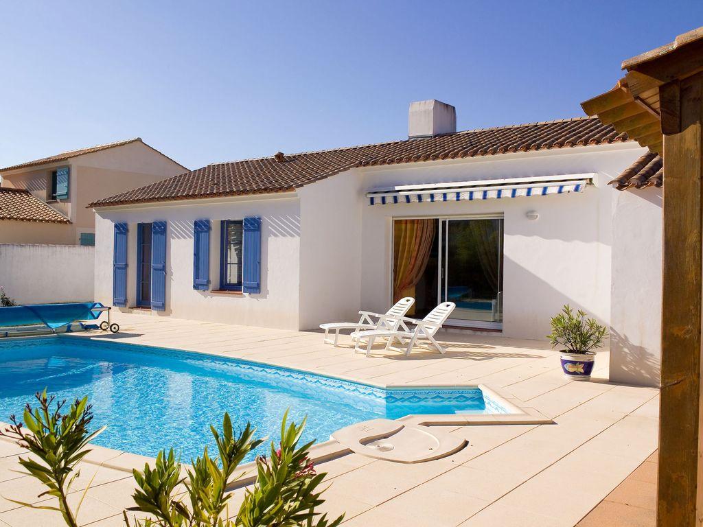 location maison ete avec piscine