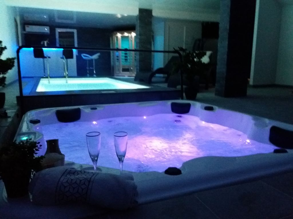 Location Maison Jacuzzi