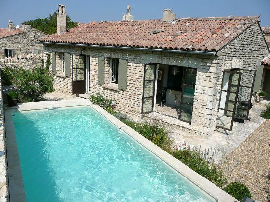 Location maison luberon - Location maison avec piscine luberon ...