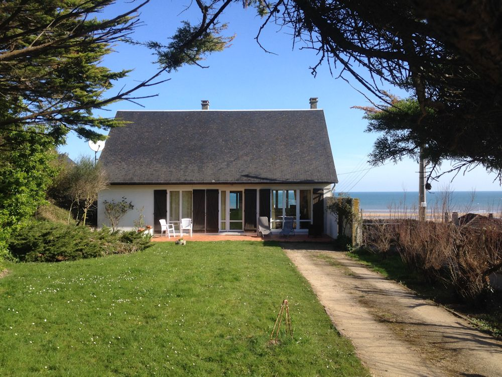 location maison normandie bord de mer