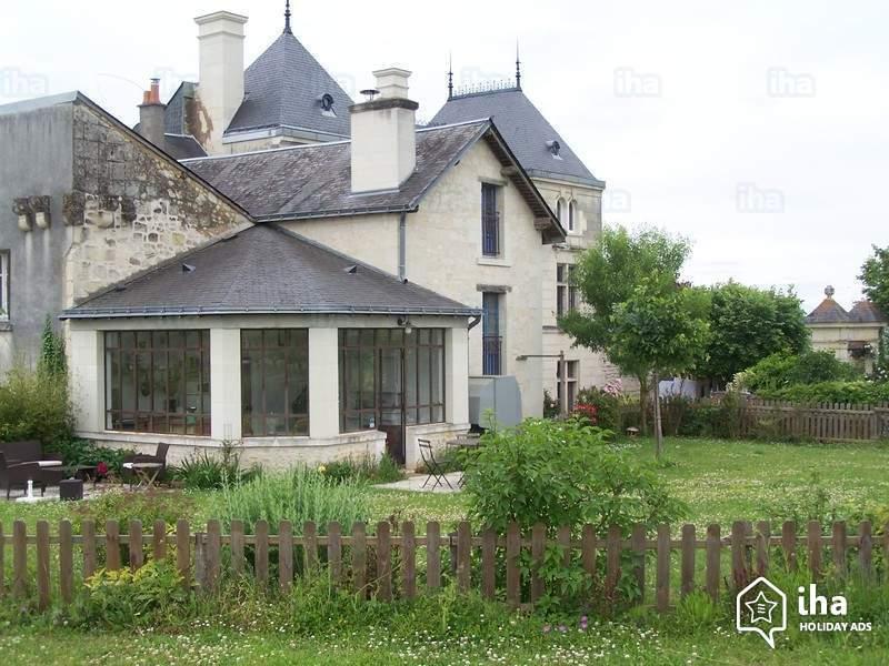 location maison saumur