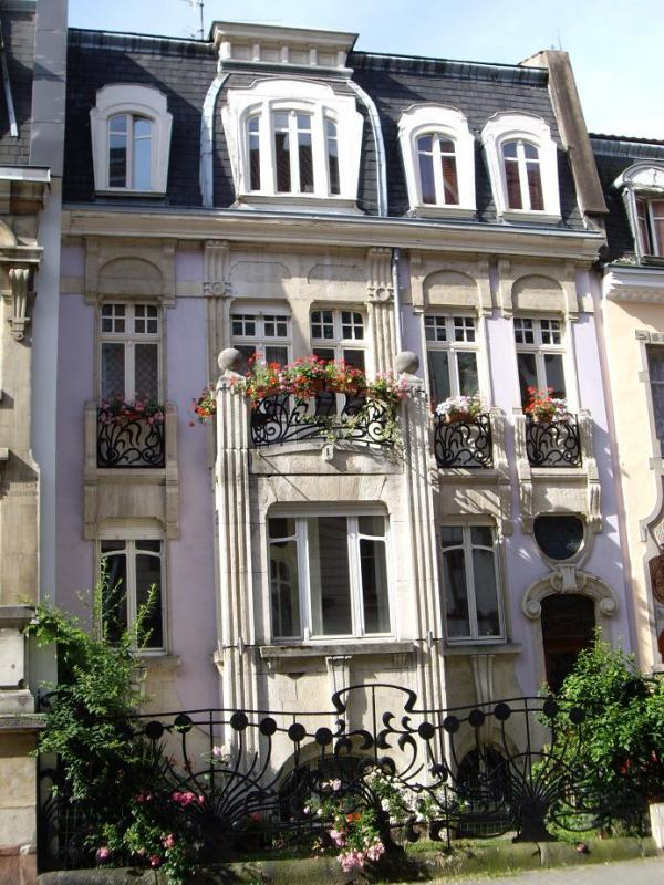 location maison strasbourg