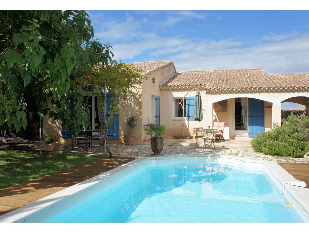 Location maison sud de la france for Maison location piscine
