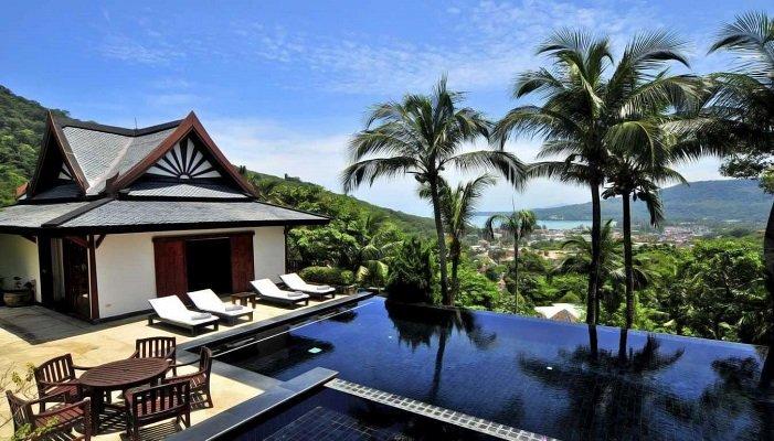 Location maison en thailande