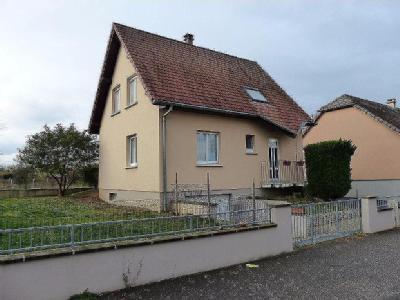 location maison ungersheim