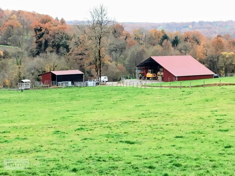 vente propriete agricole haute vienne