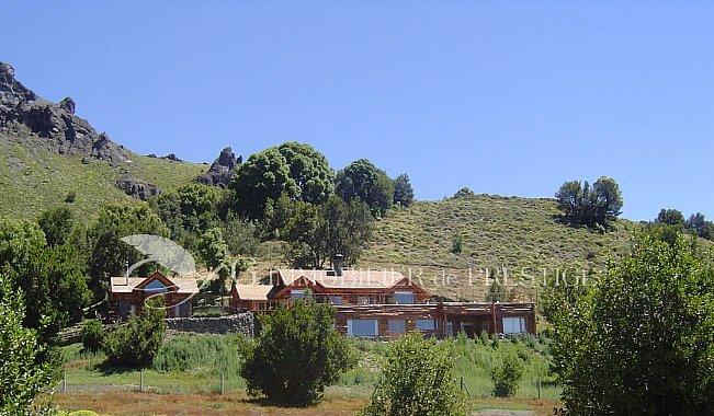 patagonie florent pagny maison