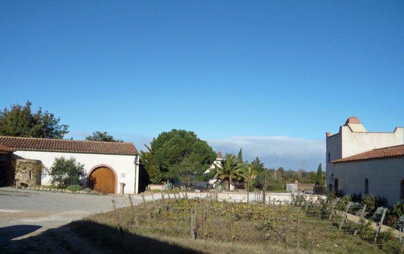 vente propriete viticole gard