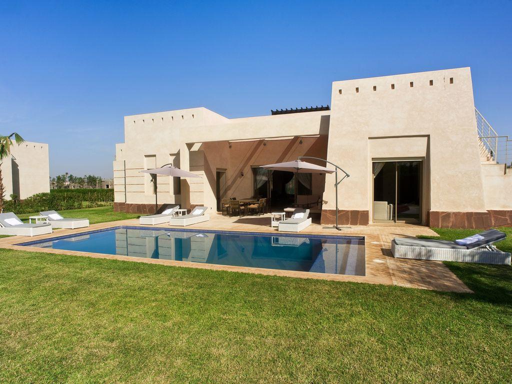 Louer maison a marrakech ventana blog - Location maison avec piscine marrakech ...