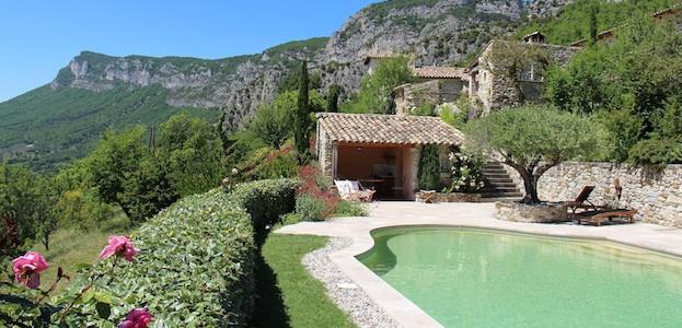 Louer maison drome provencale ventana blog - Location vacances drome avec piscine ...
