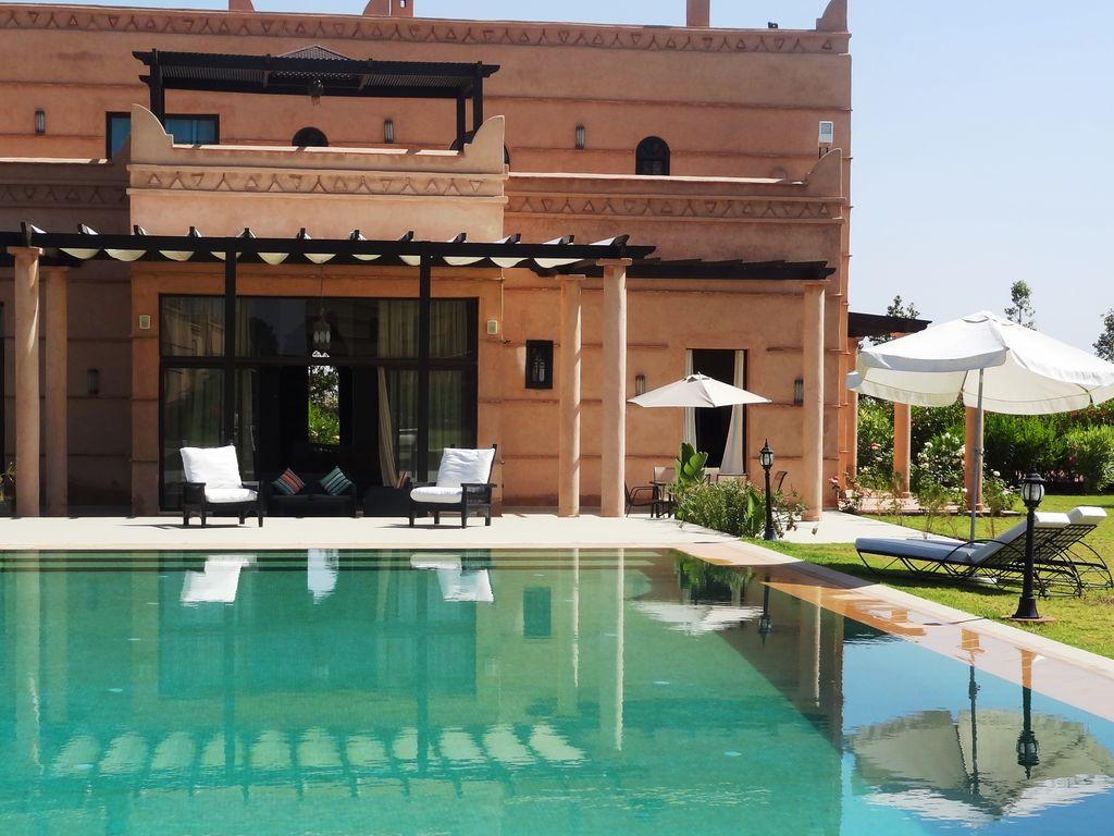 Location maison marrakech - Location maison avec piscine marrakech ...