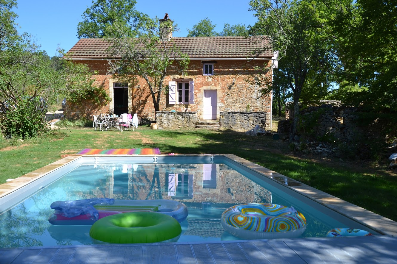 Location maison vacances avec piscine - Vacances drome provencale avec piscine ...