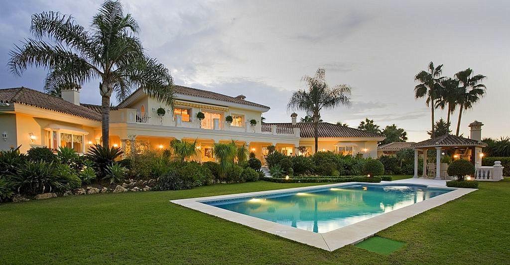 Villa de luxe a vendre en espagne