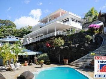 vente maison tahiti bord de mer